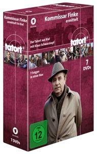 Tatort - Kommissar Finke Ermittelt DVD-Box, Tatort