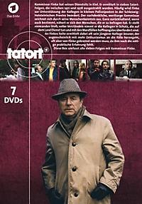 Tatort - Kommissar Finke Ermittelt DVD-Box - Produktdetailbild 1