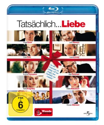Tatsächlich...Liebe, Colin Firth,Liam Neeson,Alan Rickman Hugh Grant