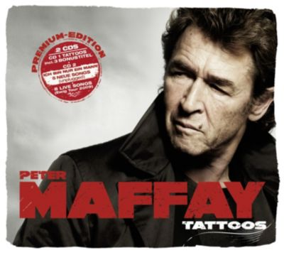 Tattoos, Peter Maffay