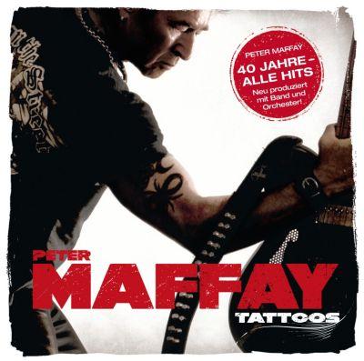 Tattoos - 40 Jahre Peter Maffay, Peter Maffay