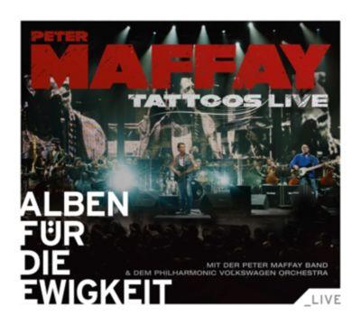 Tattoos (Alben Für Die Ewigkeit), Peter Maffay