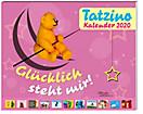 Tatzino Kalender-Paket 2020, 9tlg.