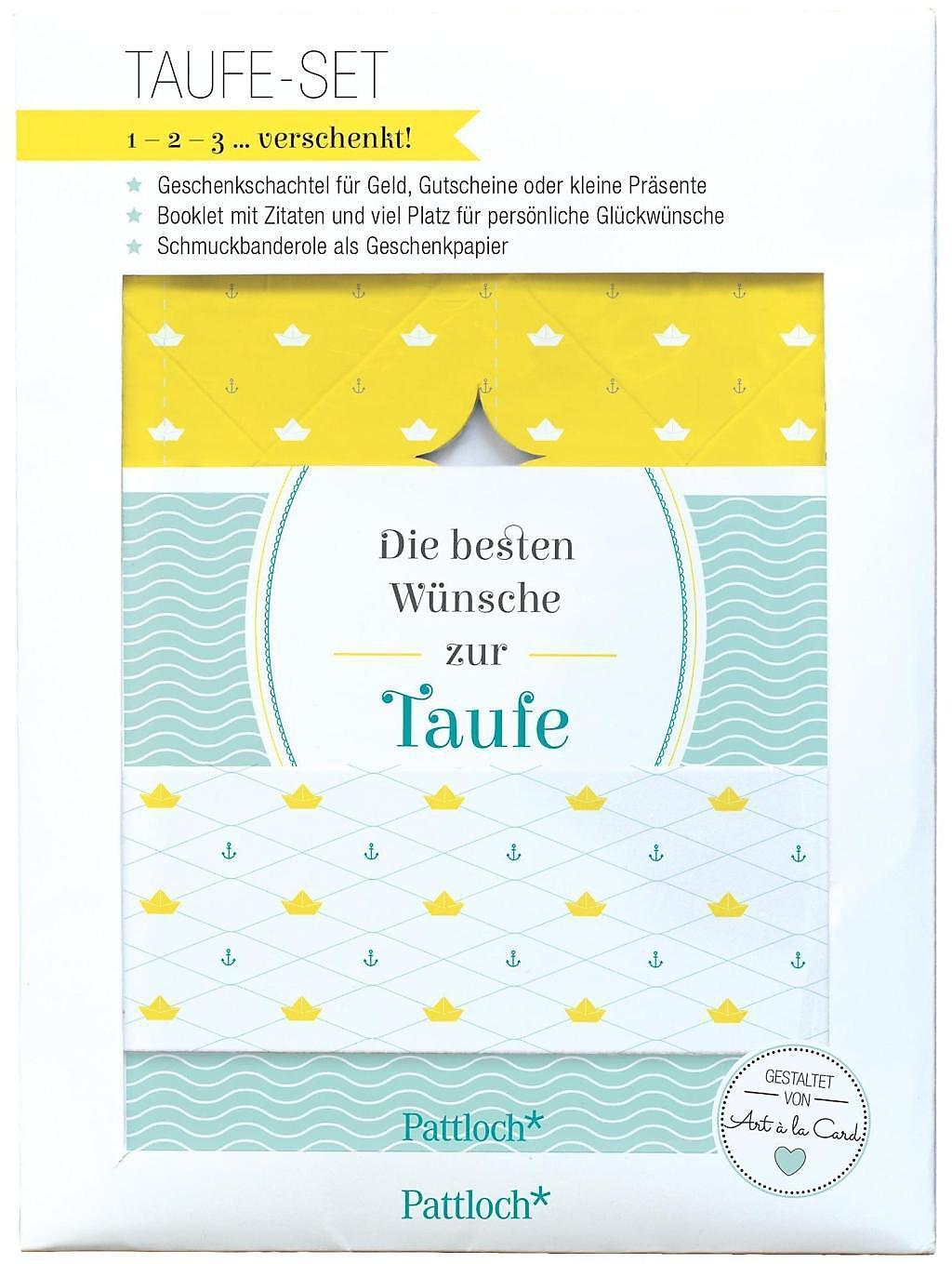 Taufe Set Buch Jetzt Bei Weltbild At Online Bestellen