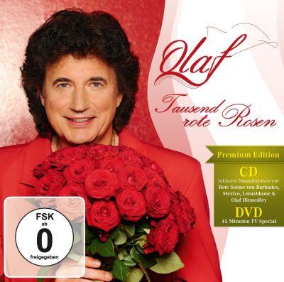 Tausend rote Rosen CD+DVD, Olaf