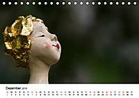 Tausendschön - handgeferigte Tonwesen (Tischkalender 2019 DIN A5 quer) - Produktdetailbild 12