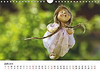 Tausendschön - handgeferigte Tonwesen (Wandkalender 2019 DIN A4 quer) - Produktdetailbild 6