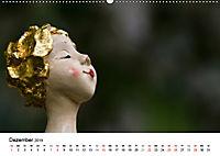 Tausendschön - handgeferigte Tonwesen (Wandkalender 2019 DIN A2 quer) - Produktdetailbild 12