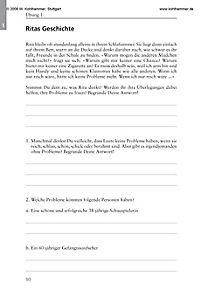 TAV - Trainingsprogramm zur Aggressions-Verminderung bei Jugendlichen, Arbeitsbuch für Trainingsteilnehmer - Produktdetailbild 9