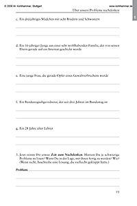 TAV - Trainingsprogramm zur Aggressions-Verminderung bei Jugendlichen, Arbeitsbuch für Trainingsteilnehmer - Produktdetailbild 8
