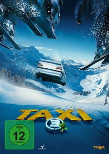 Taxi 3, Luc Besson