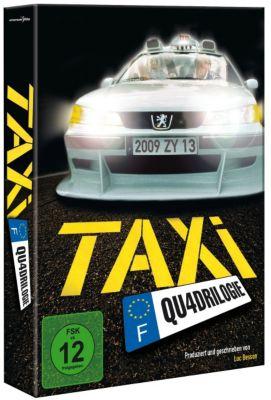 Taxi Qu4drilogie, Taxi 1-4 Box