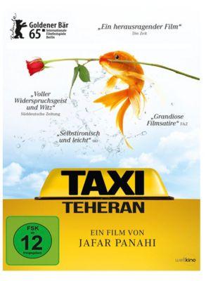 Taxi Teheran, Diverse Interpreten