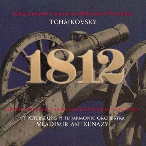 Tchaikovsky: 1812 Overture, Serenade for Strings, Romeo & Juliet Overture etc., Vladimir Ashkenazy, Spp