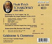 Tchaikovsky For Four Hands - Produktdetailbild 1