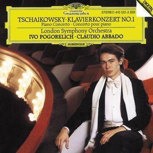 Tchaikovsky: Piano Concerto No.1, Ivo Pogorelich, Abbado, Lso