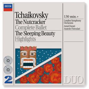 Tchaikovsky: The Nutcracker, The Sleeping Beauty - highlights, Antal Dorati, CGO