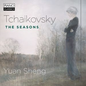 Tchaikovsky:The Seasons, Peter I. Tschaikowski