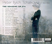 Tchaikovsky:The Seasons - Produktdetailbild 1