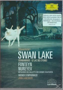 Tchaikowsky: Swan Lake, R Nurejew, M. Fonteyn, J. Lanchbery, Wsy