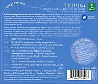 Te Deum-Festliche Musik Am Hof Von Versailles - Produktdetailbild 1