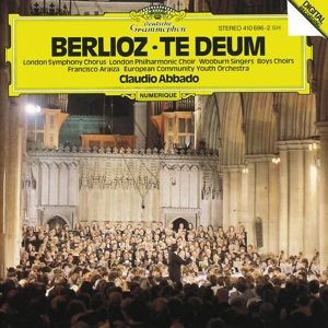Te Deum op. 22, Araiza, Abbado, Eur.Com.Youth Or