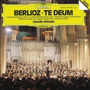Te Deum op. 22, Araiza, Abbado, Eur.Com.Youth Or