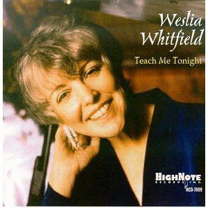 Teach Me Tonight, Wesla Whitfield