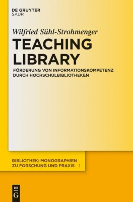 Teaching Library, Wilfried Sühl-Strohmenger