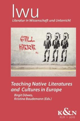 Teaching Native Literatures and Cultures in Europe