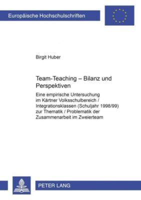 Team-Teaching - Bilanz und Perspektiven - Birgit Huber pdf epub