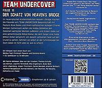 Team Undercover - Der Schatz von Heaven's Bridge, Audio-CD - Produktdetailbild 1