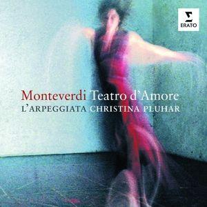 Teatro D'Amore, Pluhar, Jaroussky, Rial, L'Arpeggiata
