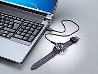 """Technaxx """"5in1"""" Kamera-Uhr mit Voice-Recorder - Produktdetailbild 2"""