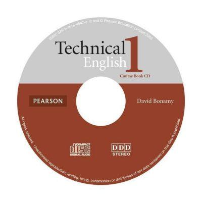 Technical English: Level.1 Course Book Audio-CD, David Bonamy