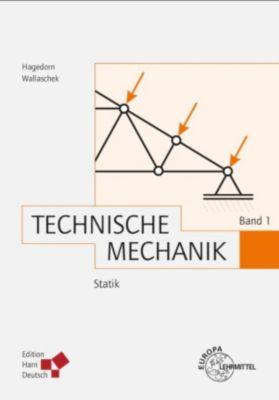 Technische Mechanik Band 1: Statik (PDF), Peter Hagedorn, Jörg Wallaschek