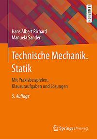 Technische mechanik statik ebook jetzt bei for Mechanik statik