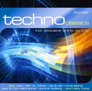 Techno Classics, Diverse Interpreten