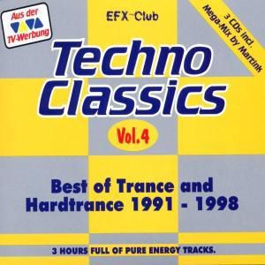 Techno Classics 4, Diverse Interpreten