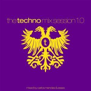 Techno Mix Session 1.0, Diverse Interpreten