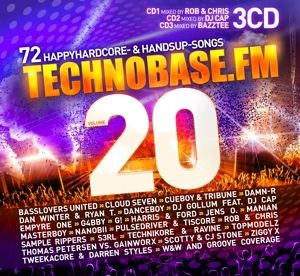 Technobase.Fm Vol.20, Diverse Interpreten