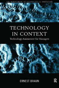 Technology in Context, Ernest Braun
