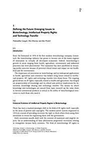Technology Transfer in Biotechnology - Produktdetailbild 1