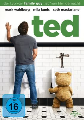 Ted, Mila Kunis,Giovanni Ribisi Mark Wahlberg