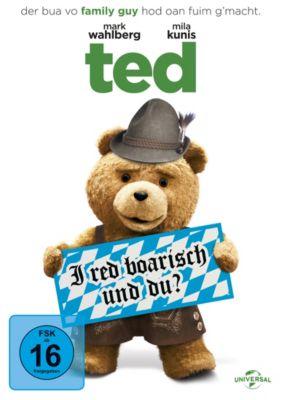 Ted - Bairische Version, Seth MacFarlane, Alec Sulkin, Wellesley Wild