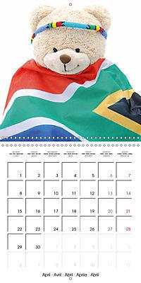Teddy Time (Wall Calendar 2019 300 × 300 mm Square) - Produktdetailbild 4