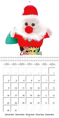 Teddy Time (Wall Calendar 2019 300 × 300 mm Square) - Produktdetailbild 12