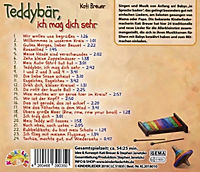 Teddybär,Ich Mag Dich Sehr - Produktdetailbild 1