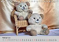 TEDDYBÄR, OH TEDDYBÄR... (Tischkalender 2019 DIN A5 quer) - Produktdetailbild 2