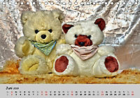 TEDDYBÄR, OH TEDDYBÄR... (Tischkalender 2019 DIN A5 quer) - Produktdetailbild 6